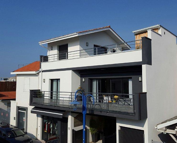 Maison de ville  classée  4* meublé tourisme, holiday rental in Andernos-les-Bains