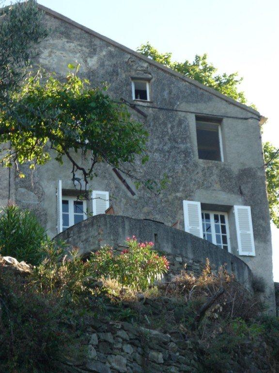 les fenêtres du salon, chambres et terrasse