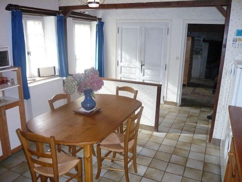 Gîte à 10 minutes d'Angers, accès Internet., holiday rental in Saint-Aubin-de-Luigne