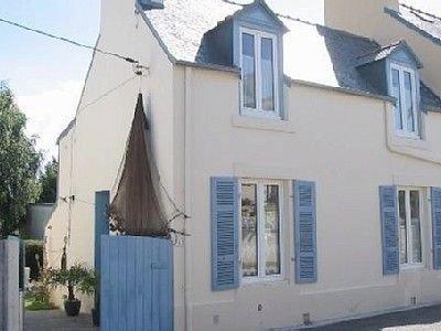 Charmante maison au coeur de TREBOUL entre plage des sables blancs et le port, holiday rental in Treboul