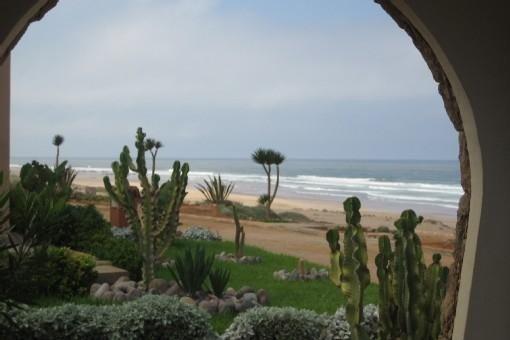 Villa 1ere ligne au bord de l'océan vue splendide - l'évasion totale !, vacation rental in Mirleft