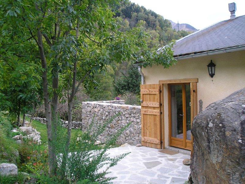Villa du pountet Mérens les Vals, vakantiewoning in Ariege