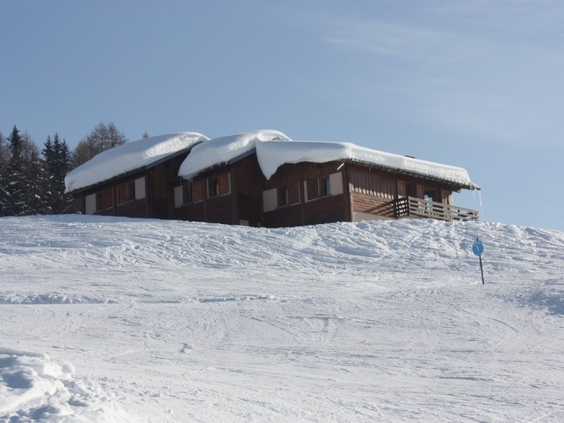 Chalet 'Mélèzes' Tout confort, vue panoramique exceptionnelle, ski aux pieds, casa vacanza a Vallandry