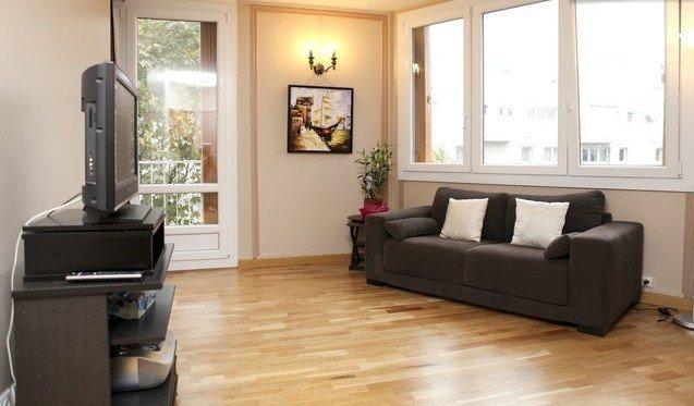 Charmant 2 pièces aux Buttes Chaumont (Paris 19ième), vacation rental in Bobigny