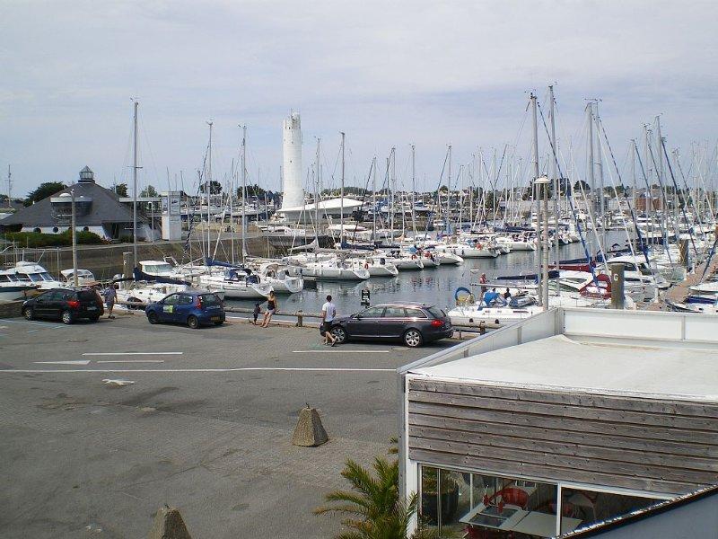 Appartement  T3 donnant directement sur le Port du Crouesty, vacation rental in Arzon