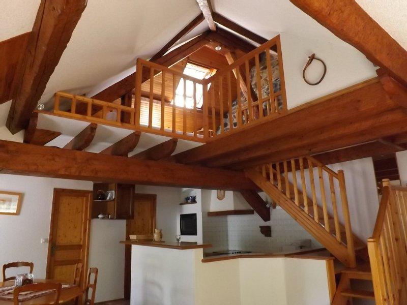 Appartement de caractère Cauterets (Accès internet), location de vacances à Cauterets