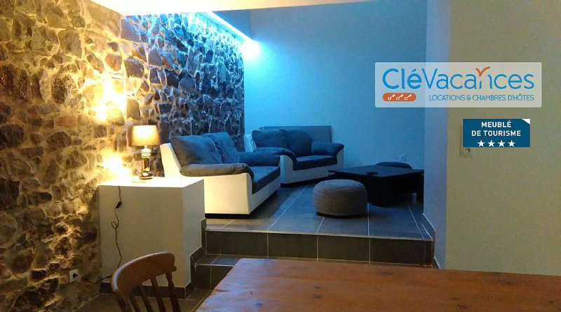Mountain Cottage **** – semesterbostad i Granges-Sur-Vologne