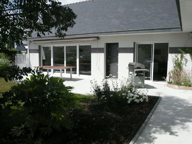Location saisonnière accessible aux handicapés, vacation rental in Belz