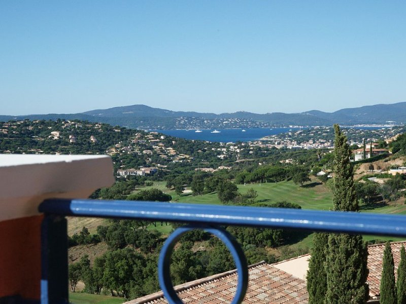 Full-south Immeuble-, holiday rental in Sainte-Maxime