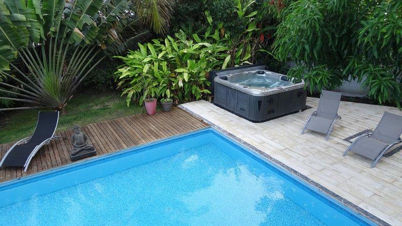 Villa de charme tout confort, vacation rental in Saint Francois