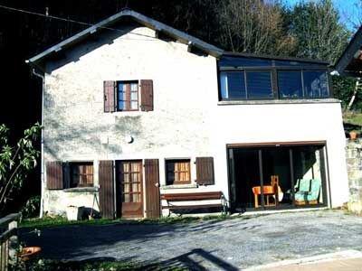 maison  indépendante F2  cabine, location de vacances à Saint-Sever-du-Moustier