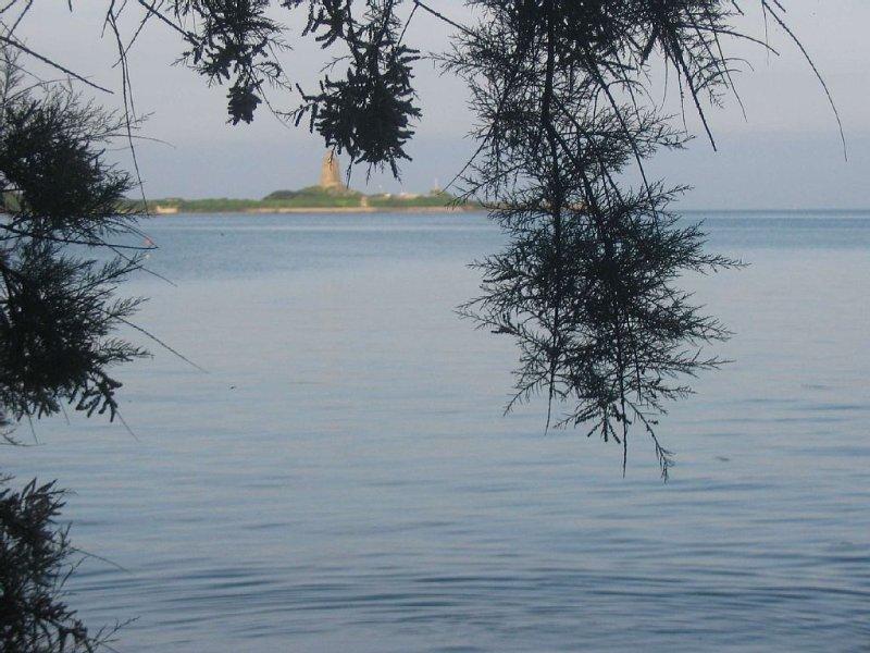 Face à Saint Vaast la Hougue et au Fort de la Hougue (UNESCO), Ferienwohnung in Manche