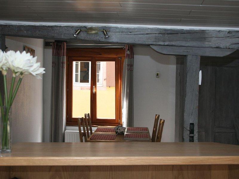GITE DU REMPART - 68230 TURCKHEIM ( ALSACE - HAUT-RHIN), holiday rental in Walbach