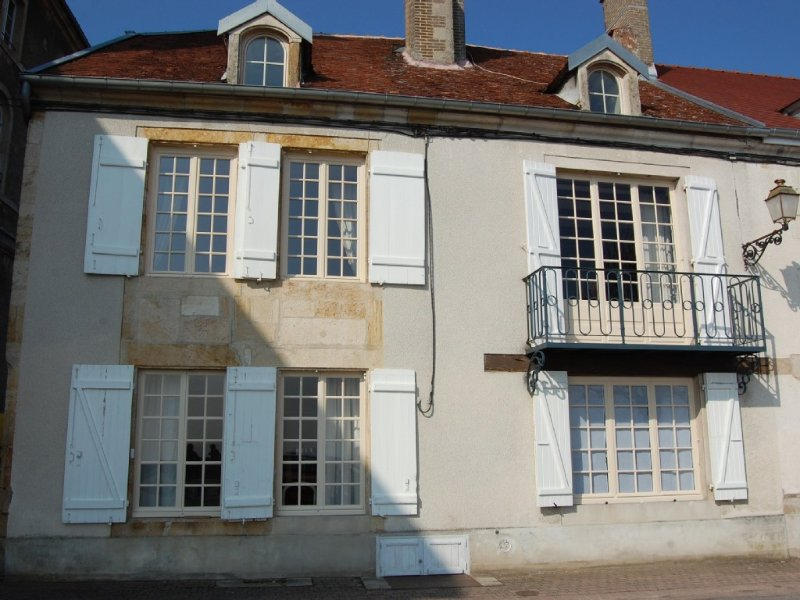 MAISON BOURGEOISE A LANGRES, holiday rental in Arc-en-Barrois