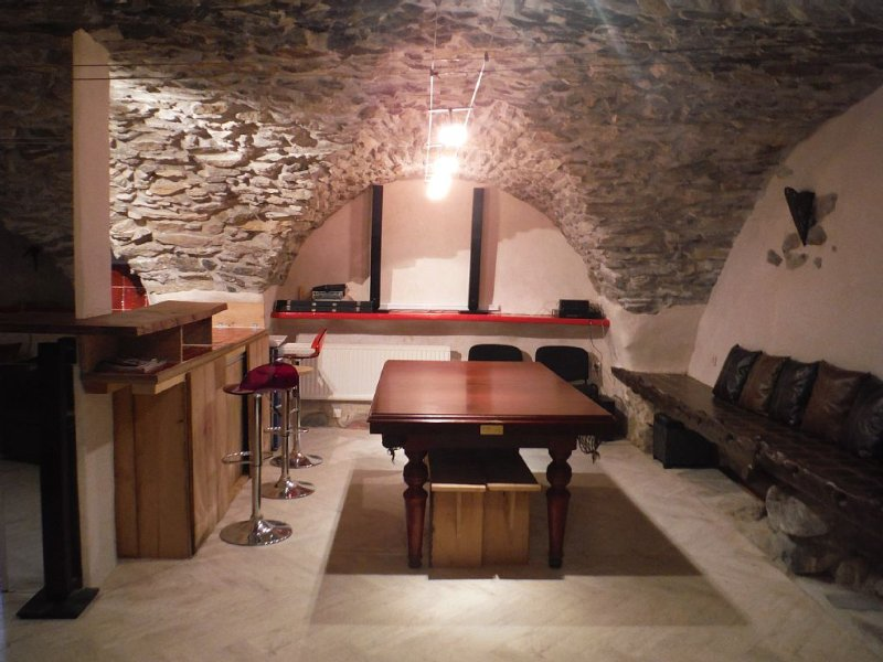 Apartment of character 6/8 p, Briancon., holiday rental in Briançon