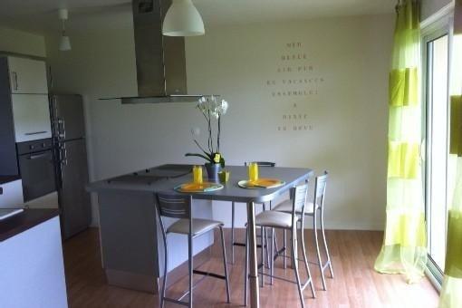 rez de jardin (résidence 1 etg) : 2 chambres, jardin, 800 m plage, wifi gratuite, casa vacanza a Pordic