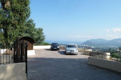 belle  villa 200m2 sur les hauteurs vue mer piscine privée standing confort – semesterbostad i Mandelieu-la-Napoule