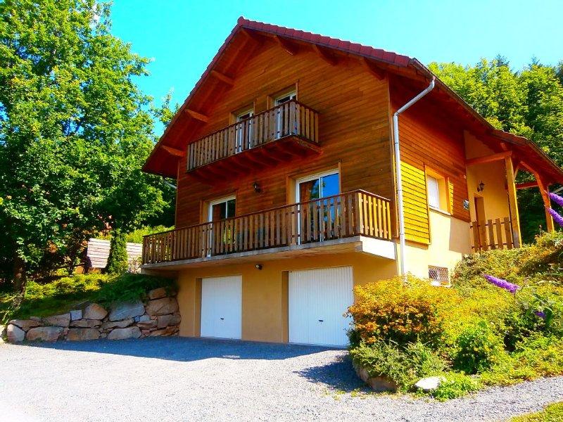 Chalet familial 2 à 8 personnes  grand confort, holiday rental in La Croix-aux-Mines