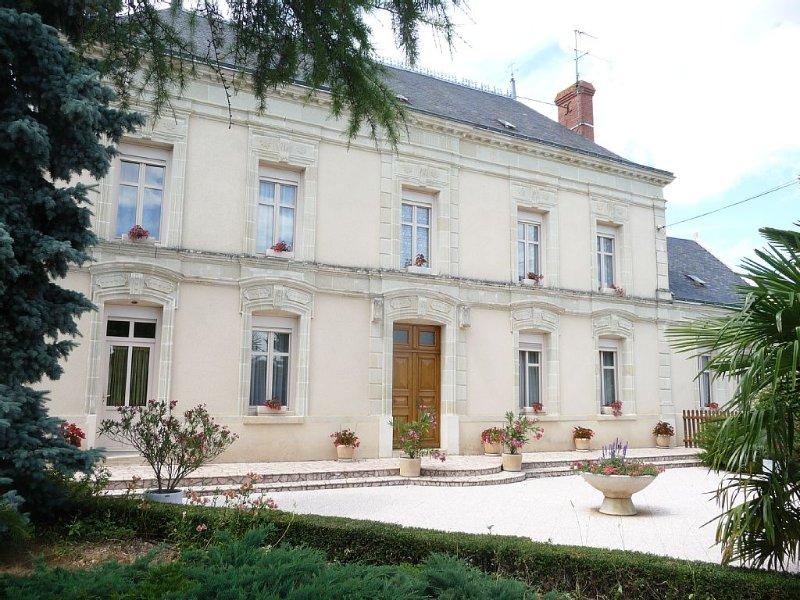 cottage field stone saint, vacation rental in La Chapelle-Gaudin