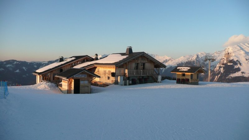 Chalet on the slopes of the Grand Massif, Samöens 1600, holiday rental in Grand Massif