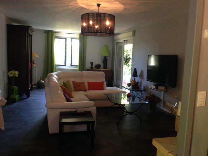 La Maison de Daniela au Calme et Tout Confort, holiday rental in Saint-Vincent-le-Paluel