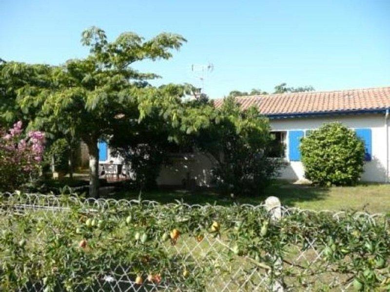 Maison individuelle ,bien située, Vx-Boucau, vacation rental in Vieux-Boucau-les-Bains