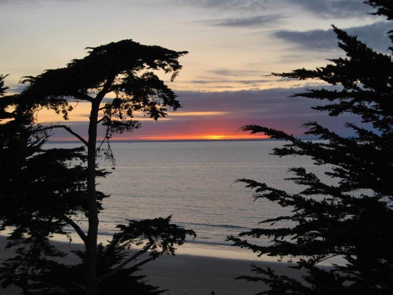 Appartement front de mer ,superbe vue,accès privé à la plage., vacation rental in Erquy