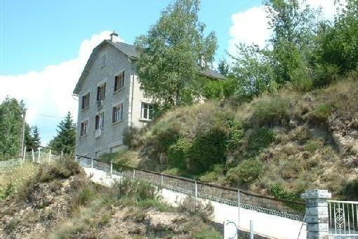 Maison 10 pers Lozère , au cœur de la Margeride, vue sur la riviere, alquiler vacacional en Le Malzieu-Forain
