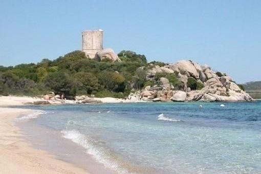 Petite villa au bord de mer à 300m des plages, holiday rental in Pianottoli-Caldarello