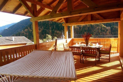 CHALET D'EXCEPTION 4 *, holiday rental in Queige
