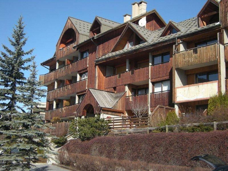 APPARTEMENT MONTAGNARD, holiday rental in Briançon