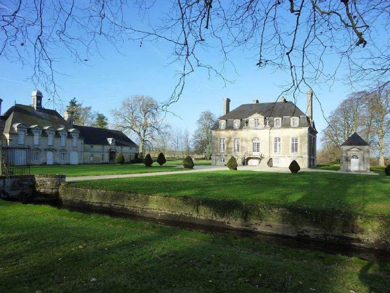 Monument historique entre Bayeux et les plages du Débarquement, holiday rental in Mandeville-en-Bessin