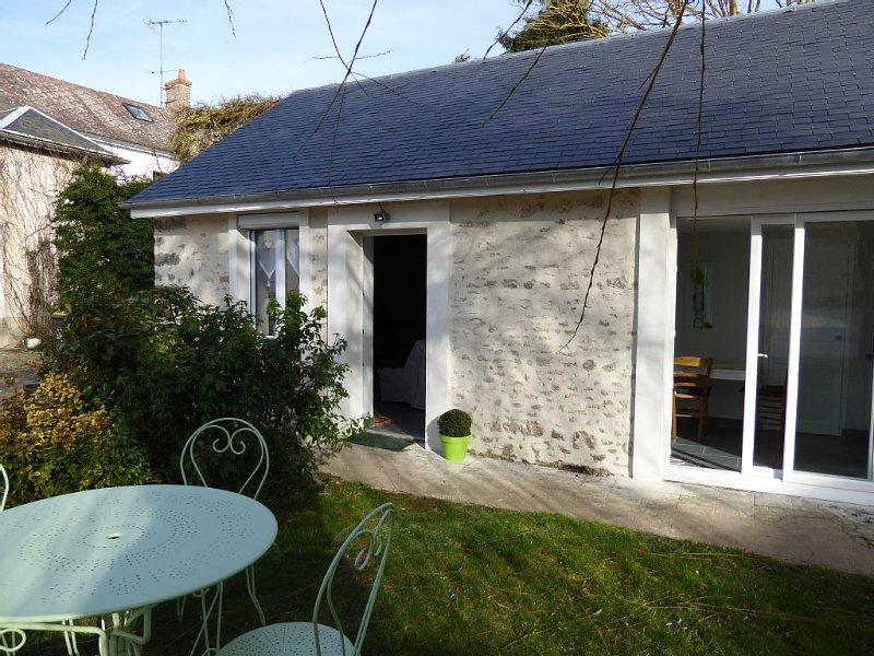 Maison de charme à la campagne, location de vacances à Eure-et-Loir