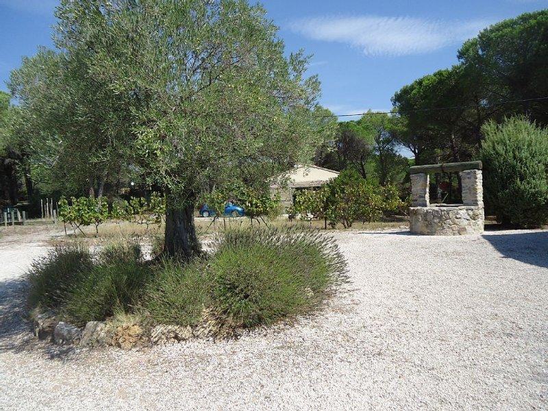 Maison neuve tout confort, climatisée située dans pinède, piscine semi privative, vakantiewoning in Roquebrune-sur-Argens