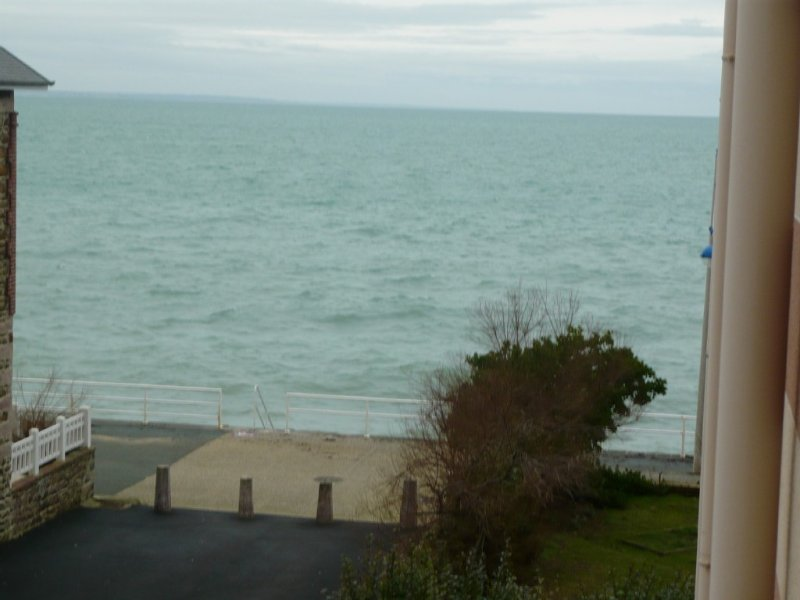Appartement 2-4 personnes vue mer, aluguéis de temporada em Pleneuf-Val-Andre