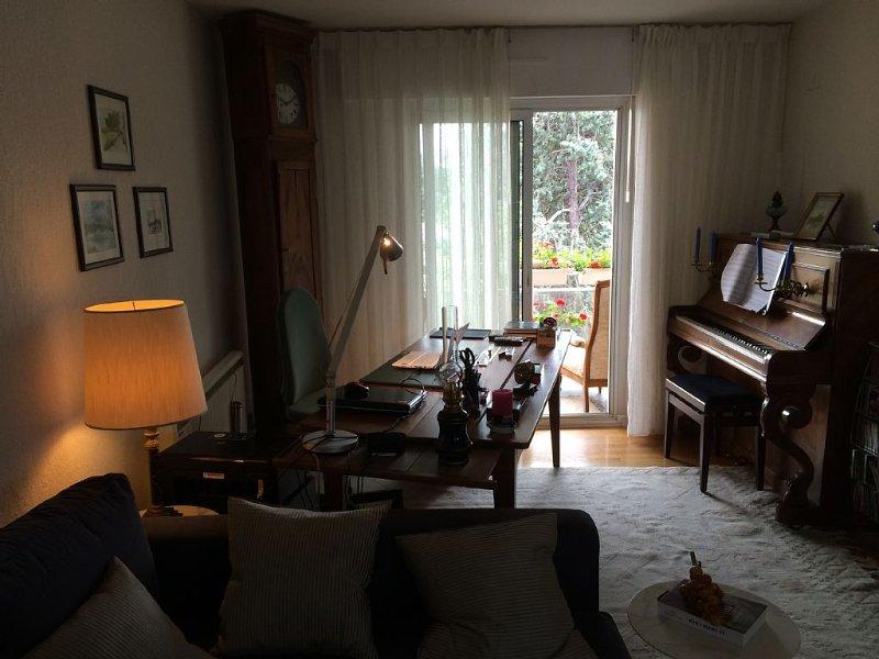 Appartement Standing meublé de 100m² à 30 minutes des Champs Elysées, vacation rental in Chatou