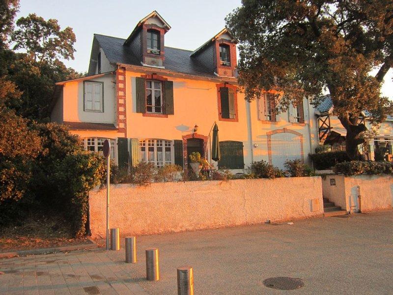 Appartement vue sur la plage des dames avec terrasse jardin, alquiler de vacaciones en Noirmoutier en l'Ile
