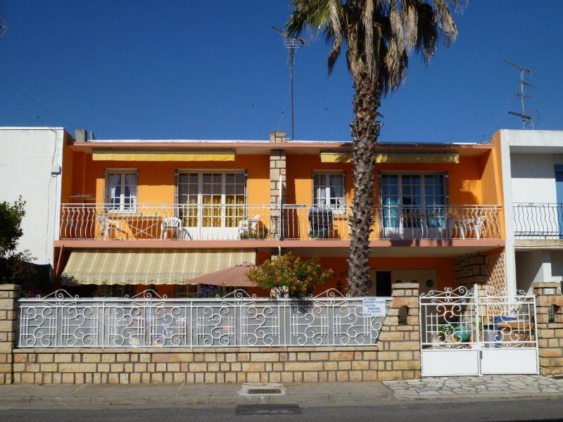 Appartement bien équipé, proche de la plage et du centre ville., alquiler vacacional en Le Grau-du-Roi