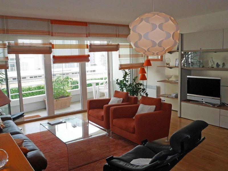 Appartement 3 pièces avec garage fermé -  Centre Ville, alquiler vacacional en Morbihan