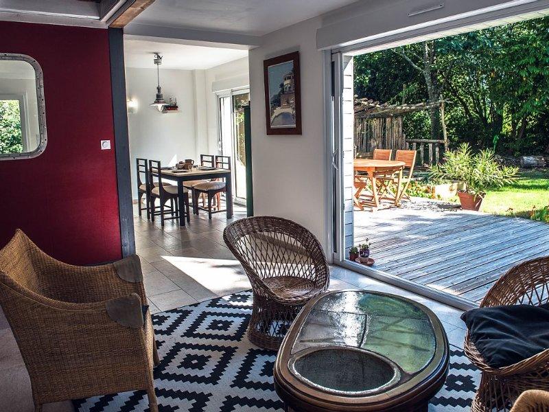 Vannes, Auray, Gulf of Morbihan, house for rent, location de vacances à Plougoumelen