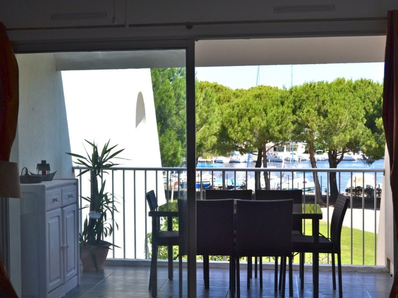 NICE STUDIO FOR PORT AND BOATS IN SOUTH BEACH, vacation rental in Le Grau-du-Roi