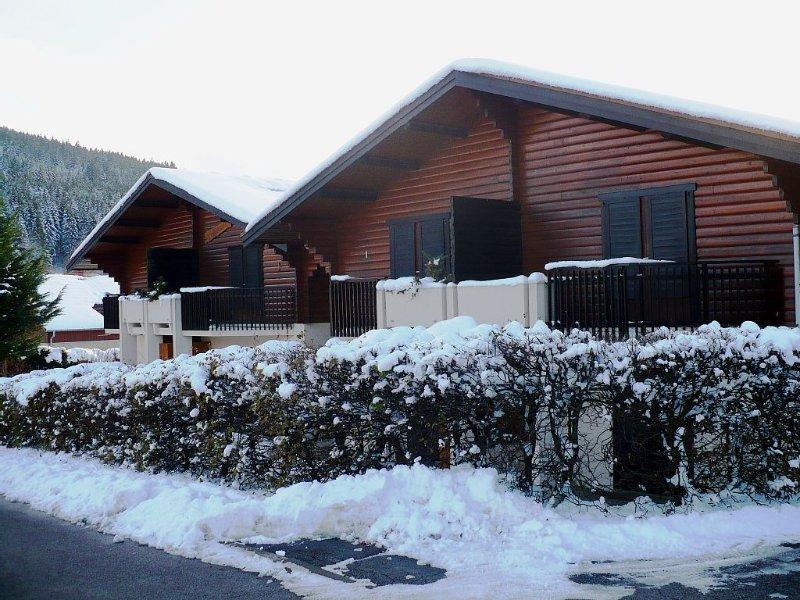 Nice quiet apartment, any comfort with terrace in Gerardmer, alquiler de vacaciones en Gerardmer
