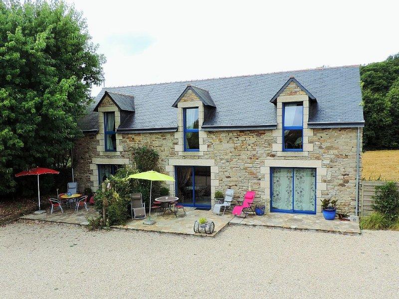 gîte les hirondelles, vacation rental in Riec-sur-Belon