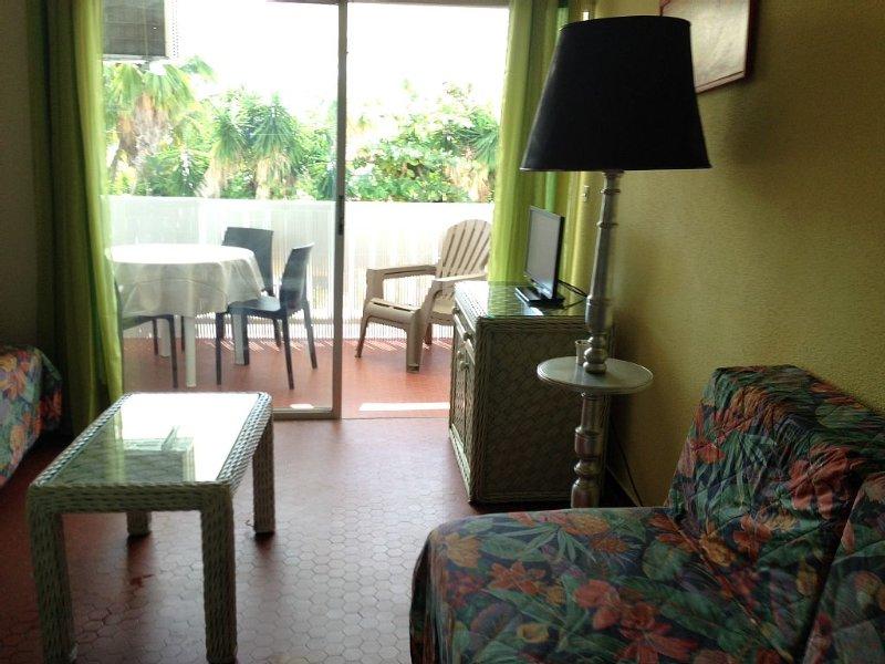 A louer studio tout équipé aux marines (97118 saint-François) Guadeloupe, casa vacanza a Pointe-à-Pitre