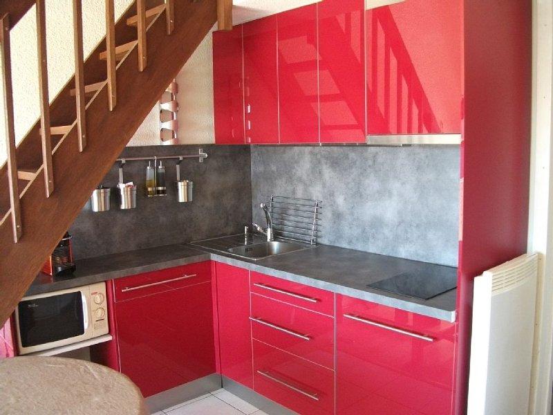 F3 DUPLEX ETE HIVER FONT ROMEU WIFI CALME, holiday rental in Saillagouse
