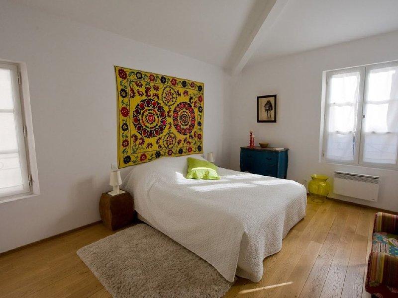 Splendide Duplex -180m2 avec terrasse sur les toits du centre historique d'Arles, vacation rental in Arles