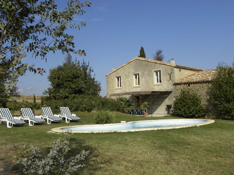 Magnifique maison de vacance, pour les amoureux du calme et de la nature ..., location de vacances à Moussoulens