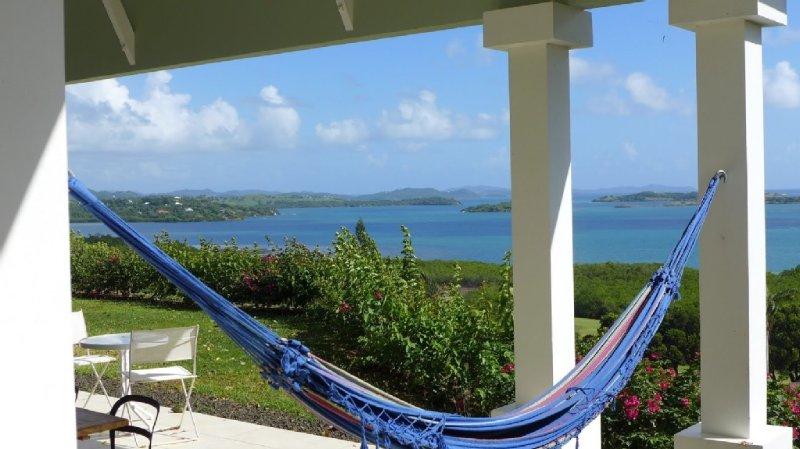 Villa pour 2 - Vue exceptionnelle, alquiler de vacaciones en Le Francois
