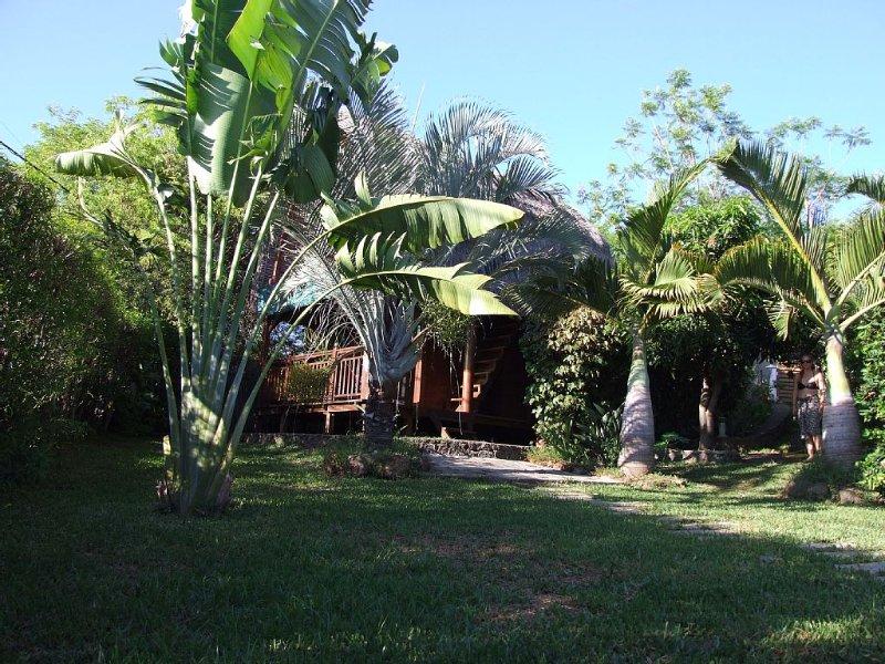 A louer Bungalow Balinais, location de vacances à Saint-Leu