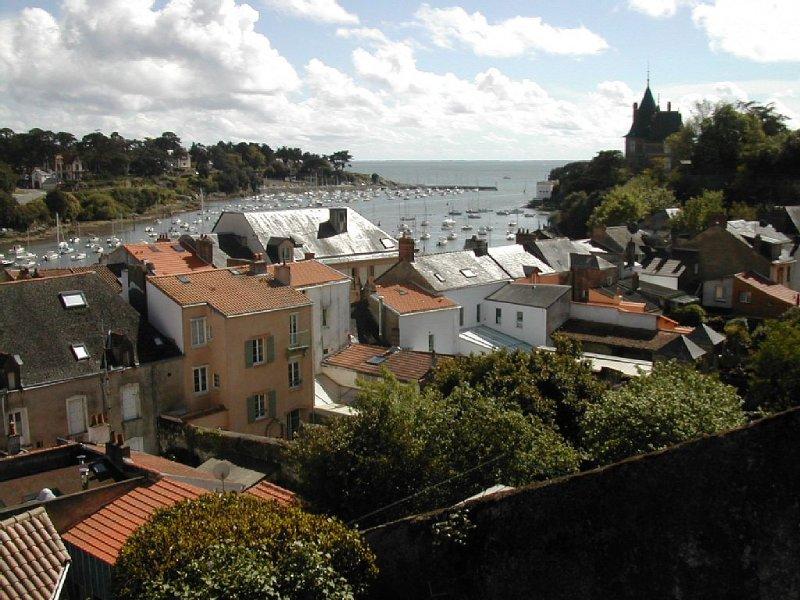 vue depuis la terrasse de la maison